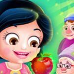 Baby Hazel Snow White Story