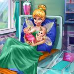 Pixie Twins Birth